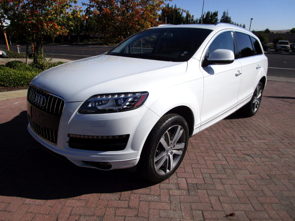 2015 Audi Q7 3.0L TURBO PREMIUM PLUS QUATTRO