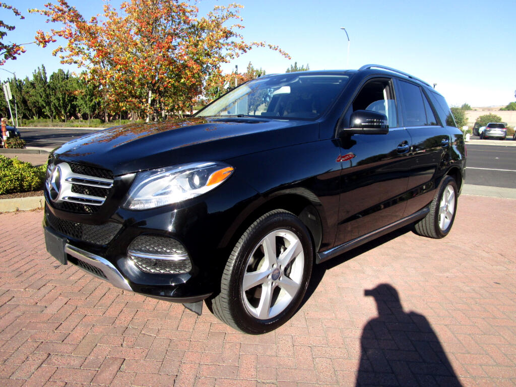 2016 Mercedes-Benz GLE 350**4MATIC*DRIVER ASSIST**COLLISION PREVENTION