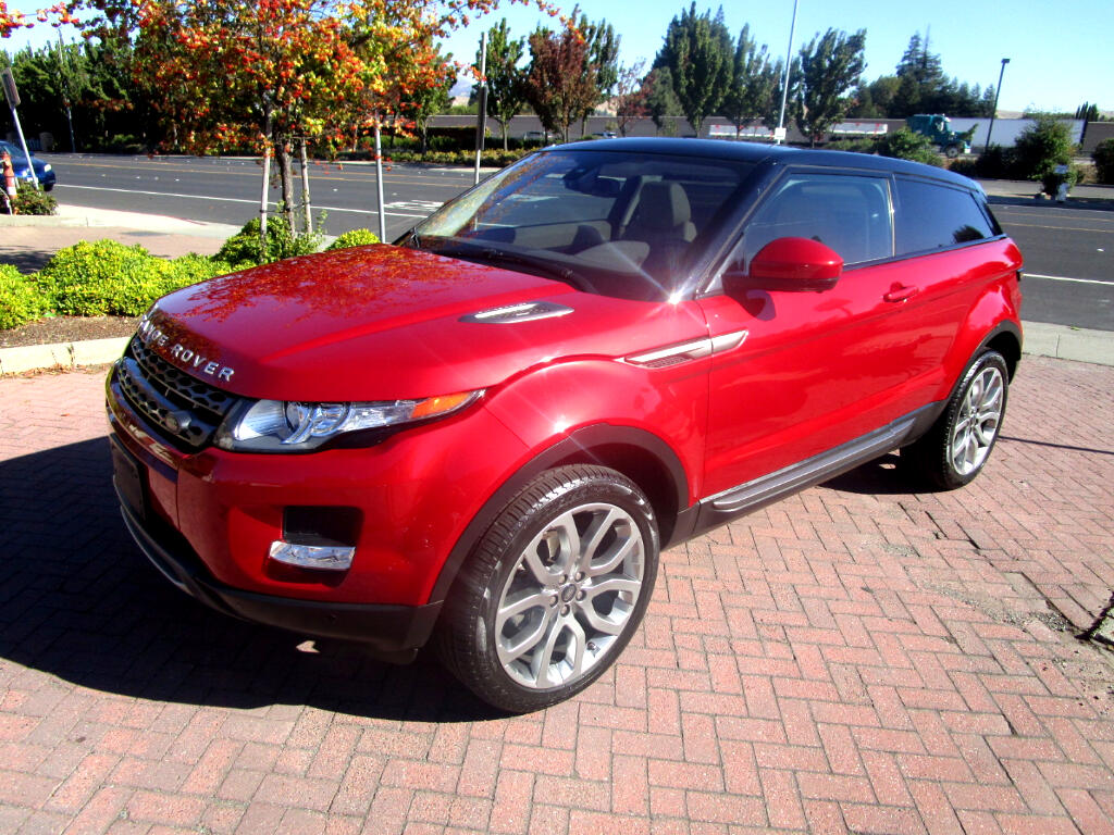2014 Land Rover Range Rover Evoque AWD PURE PREMIUM PKG*PANO*BLIND SPOT*HEATED SEATS*