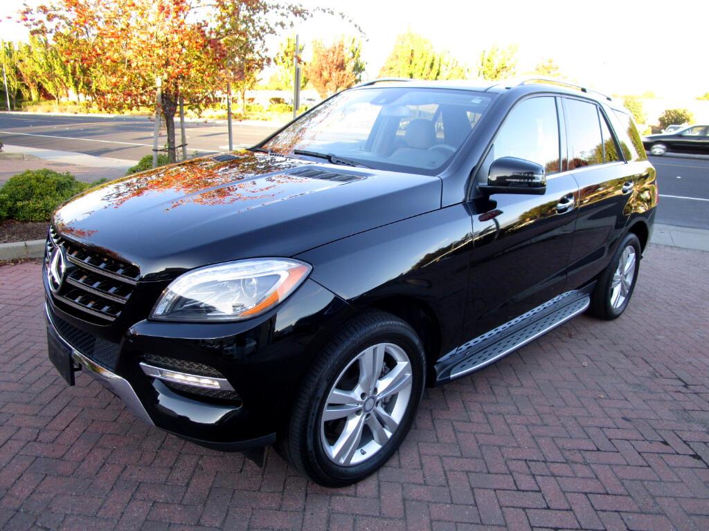 2015 Mercedes-Benz ML350 4MATIC*BLIND SPOT*KEYLESS*PANO ROOF*TOW PKG*