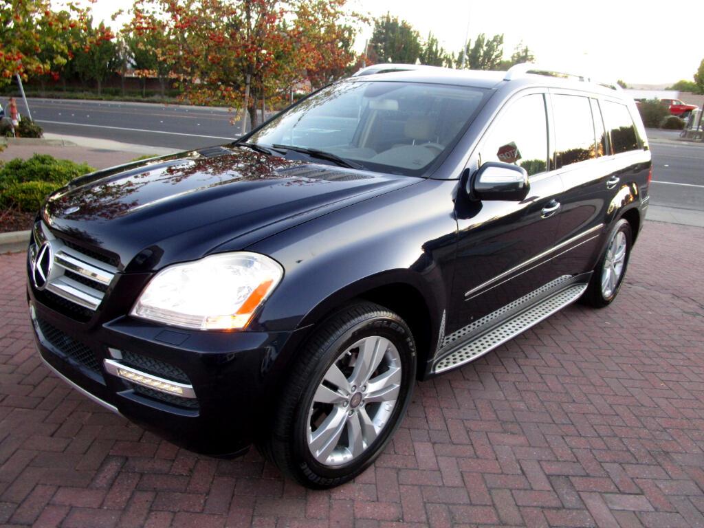 2010 Mercedes-Benz GL-Class GL450 4MATIC**NAV*HEAT SEATS*TOW PKG*