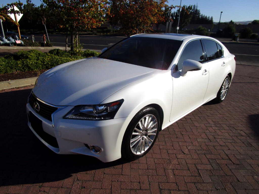 2013 Lexus GS 350**HEATED-VENTED SEATS*BLIND SPOT*DSP SOUND*