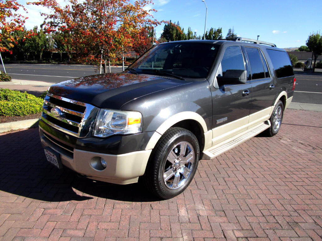 2007 Ford Expedition MAKE OFFER**EL EDDIE BAUER 4WD*