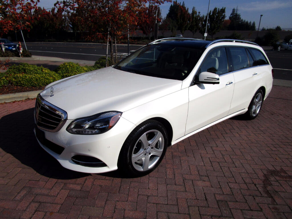 2016 Mercedes-Benz E-Class Wagon E350 4MATIC*DISTRNC*STEER ASSIST*BLND SPOT*
