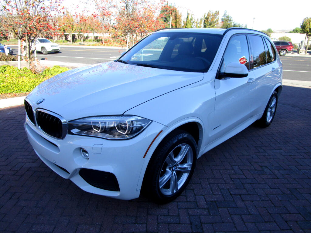 2015 BMW X5 XRIVE 35i*M SPORT-PREMIUM*HEADS-UP*CLD WEATHER PKG