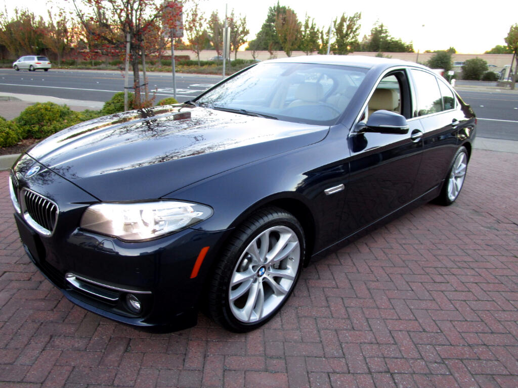 2014 BMW 535i PREMIUM PKG*HEADS-UP*HEATED SEATS*