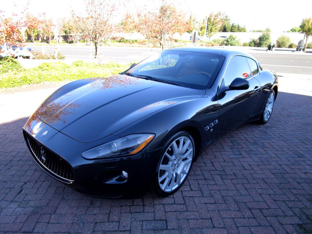 2011 Maserati GranTurismo Coupe