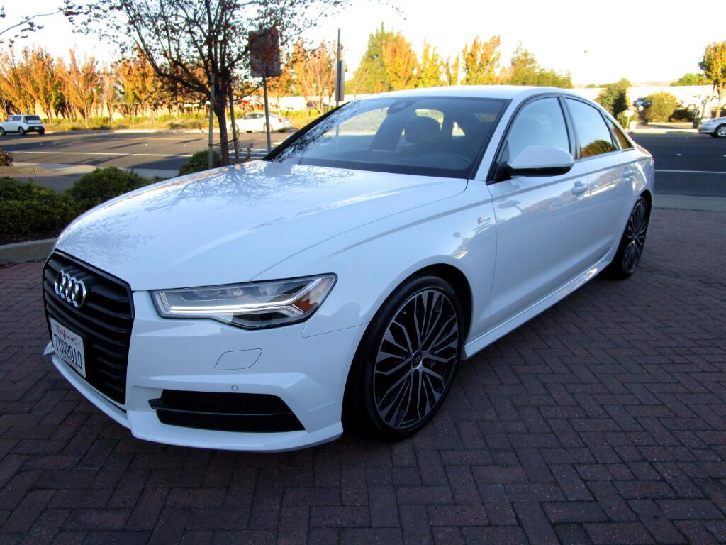 2017 Audi A6 3.0T QUATTRO*PRESTIGE*BLIND SPOT*HEAT/AC SEATS.CLD