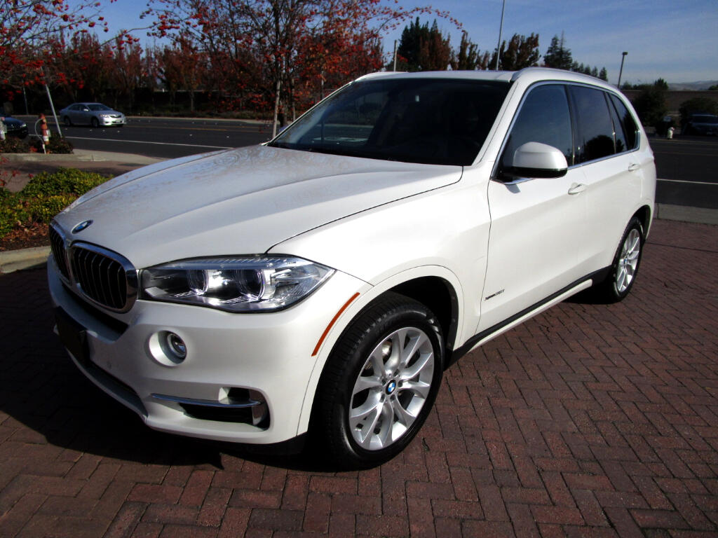 2014 BMW X5 XDRIVE35i*PREM PKG*LEATHER HEATED SEATS&NAV&SAT*PA
