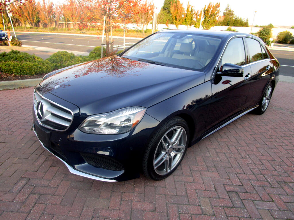 2014 Mercedes-Benz E-Class E550 4MATIC*AMG SPORT-PREMIUM PKG*HEAT/AC SEATS*DR