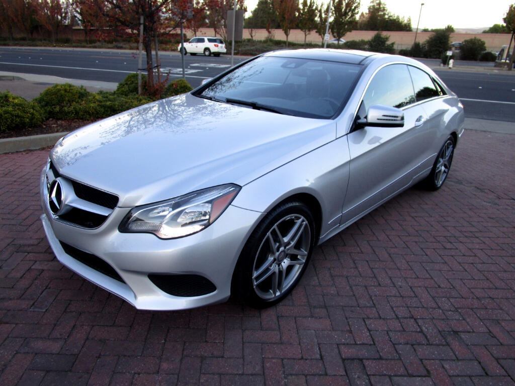 2014 Mercedes-Benz E350 Coupe AMG SPORT*PREM*BLIND SPOT*HEATED SEATS*PANO ROOF*