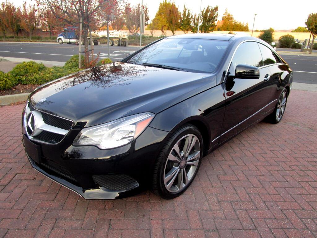 2014 Mercedes-Benz E350 Coupe PREMIUM PKG*BLIND SPOT*KEY-LESS GO*PANO ROOF*HEATE