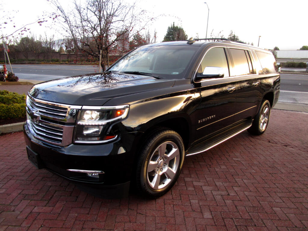 2016 Chevrolet Suburban LTZ 4WD*HEAT/AC SEATS*HEADS UP*CAPT CHAIRS*TOW*