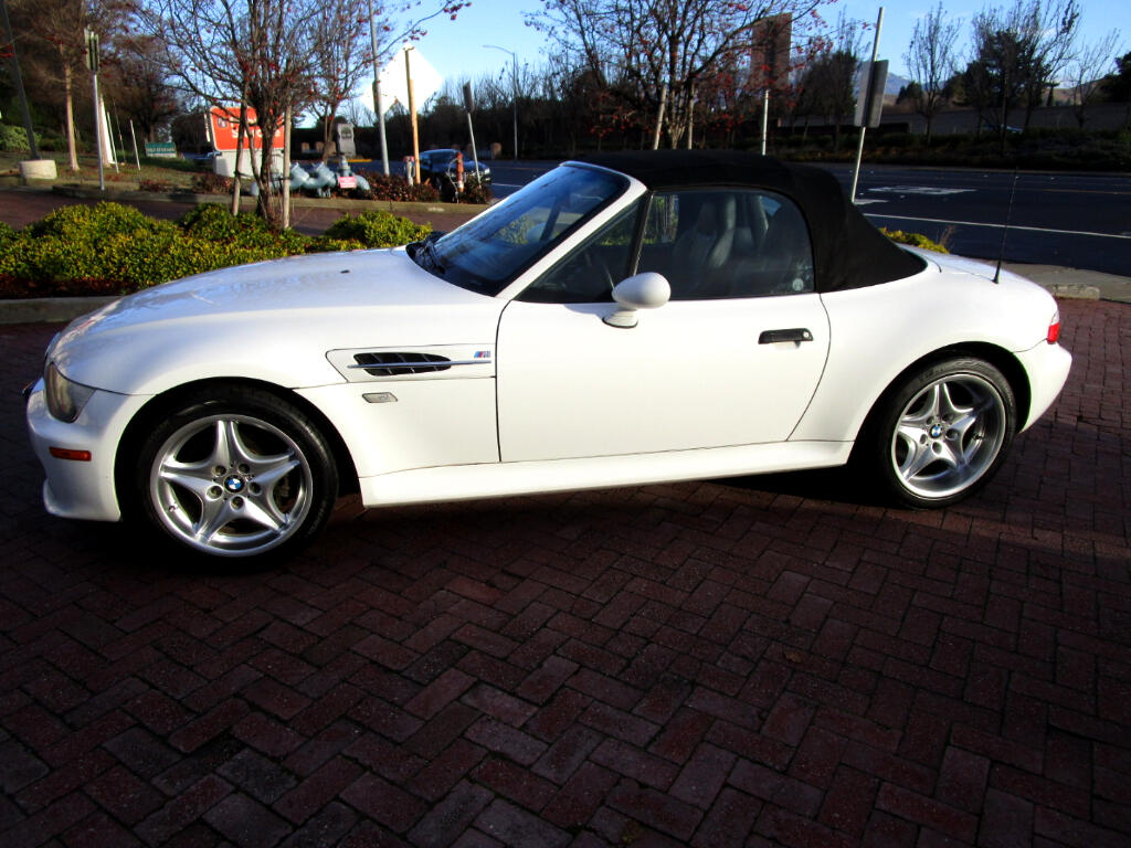 2000 BMW M Roadster 5 SPEED MANUAL*POWER TOP*HEATED LEATHR SEATS*