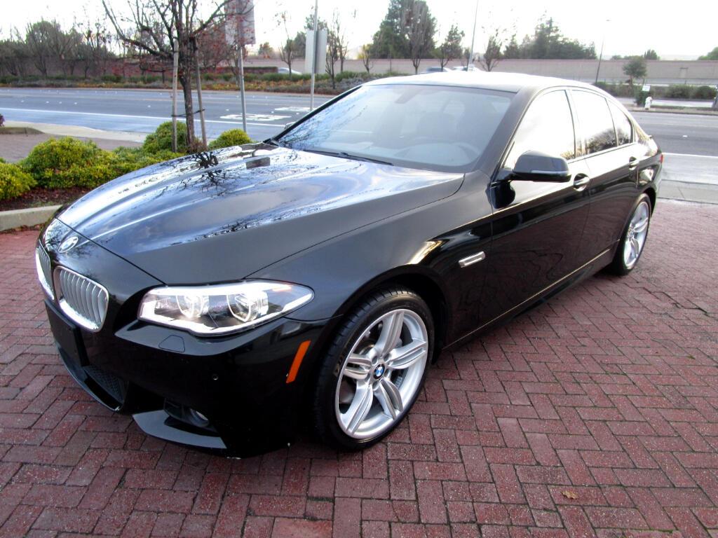 2014 BMW 550i M SPORT-EXECUTIVE*BANG & OLUFSEN PREMIUM SOUND*