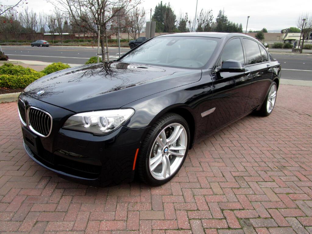 2014 BMW 750i M SPORT-PREMIUM*HEAT-AC SEATS*DRIVER ASSIST*