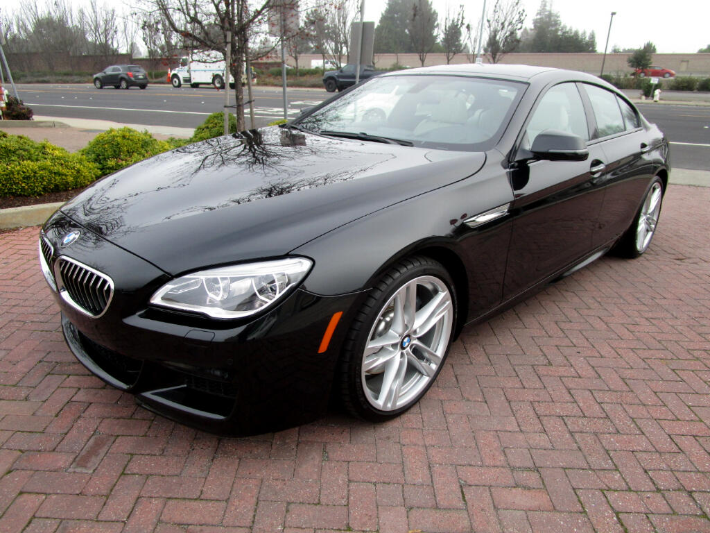 2016 BMW 640i Gran Coupe M SPORT-- M SPORT EDITION**EXECUTIVE**PACKAGES**