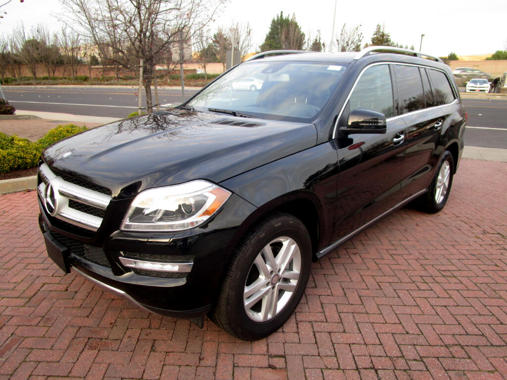 2016 Mercedes-Benz GL-Class GL450 4MATIC**NAV*SAT*HEATED SEATS*3RD ROW**