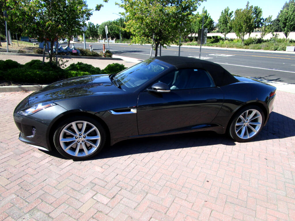 2014 Jaguar F-Type S MODEL**SPORT STEERING WHEEL/PADDLE SHIFT*