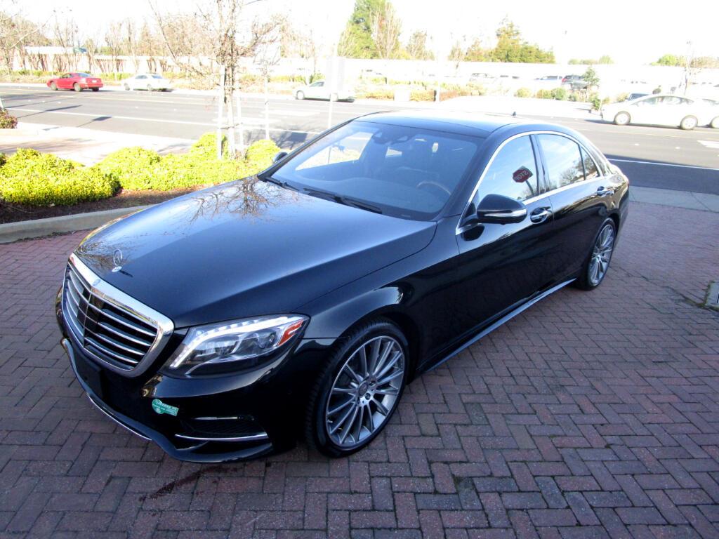 2015 Mercedes-Benz S550 S550e HYBRID*AMG SPORT-PREMIUM*DRIVER ASSIST PKG*P