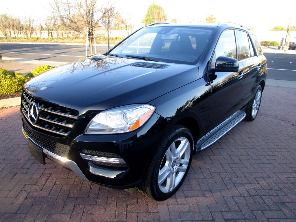 2015 Mercedes-Benz ML350 4MATIC*PREM PKG*NAV*SAT*HEAT SEATS*CAMERA*PWR TRUN