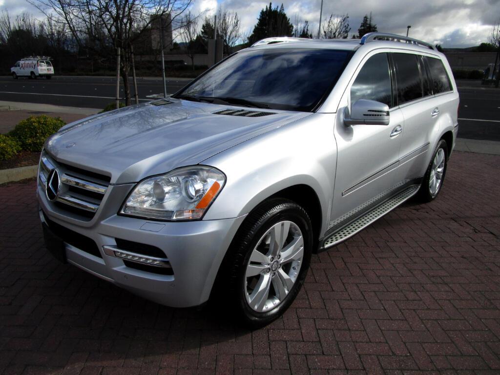 2012 Mercedes-Benz GL-Class GL450 4MATIC*PREM-APPEARANCE PKG*BLIND SPOT*TOW PK