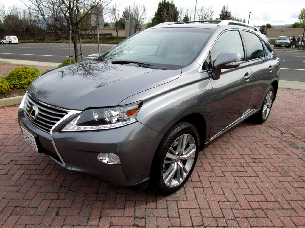 2015 Lexus RX 350 AWD*PREMIUM PKG WITH NAV*SAT*HEAT-AC SEATS*CAMERA*
