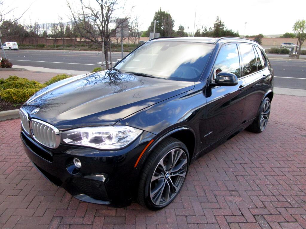 2015 BMW X5 XDrive 5.0 M SPORT*PREM*EXEC*COLD WTHR*DRIVER ASSIST*