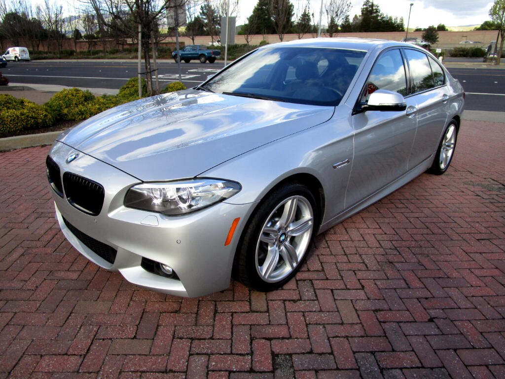 2014 BMW 535i M SPORT-PREMIU PKG*HEADS-UP*HK SOUND*HEAT SEATS*NA