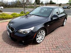 2010 BMW 550i