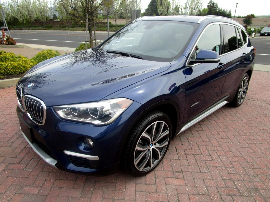 2016 BMW X1 AWD*xDRIVE28I*PREMIUM*NAV*SAT*PANO*HEAT SEATS*