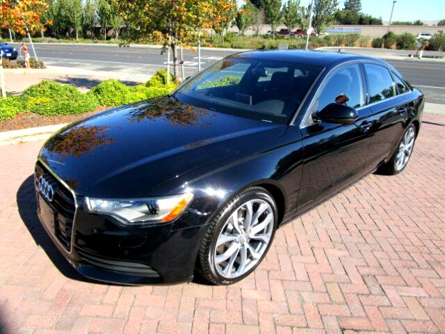 2015 Audi A6 WHY BUY NEWPRESTIGE MSRP NEW 6420500ALL FACTORY PAINTNON SMOKERCL