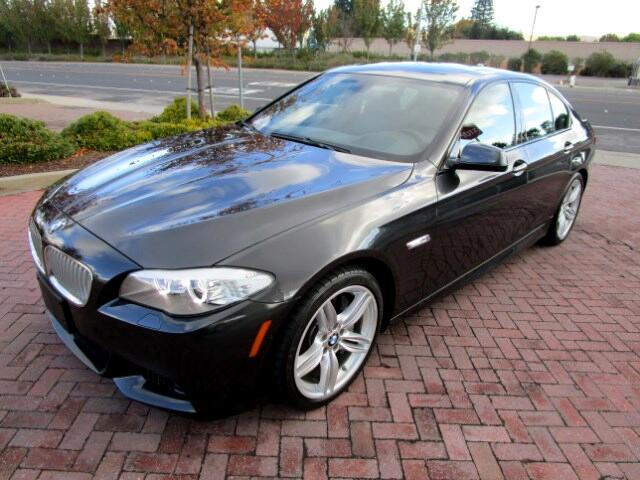 2013 BMW 550i MSRP NEW 7520000ONE OWNER BMW FINAANCIAL LEASE RETURN IN BRAND NEW CONDITIONALL
