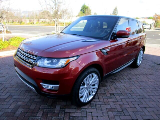 2014 Land Rover Range Rover Sport RANGE ROVER LEASE RETURN IN BRAND NEW CONDITIONALL FACTORY PAIN