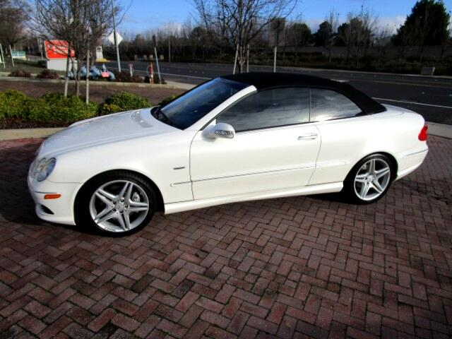 2009 Mercedes CLK-Class LOCAL TRADE IN BRAND NEW CONDITIONALL FACTORY PAINTNONSMOKERCLEAN CAR