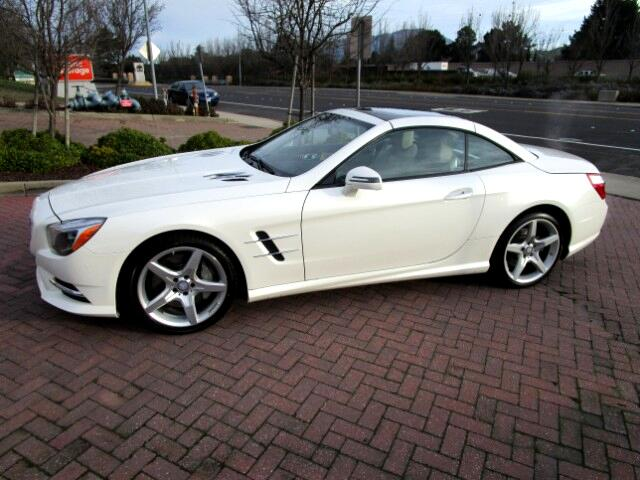 2013 Mercedes SL-Class MSRP NEW 12119000MBZ FINANCIAL LEASE RETURN IN BRAND NEW CONDITIONA