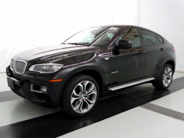 2013 BMW X6 5 PASSENGER MSRP NEW WAS 8499500BMW FINANCIAL LEASE RETURN IN BRAND NEW CONDITIO
