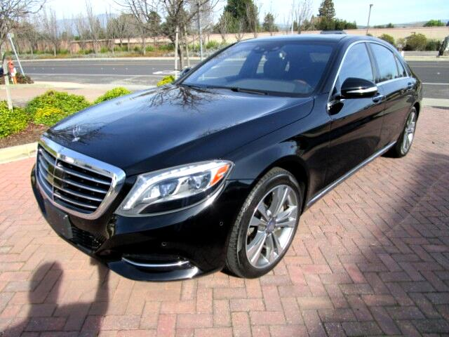 2014 Mercedes S-Class 6K MILESLUXURY FLEET RENTAL RETURN IN ABSOLUTE BRAND NEW CONDITIONA