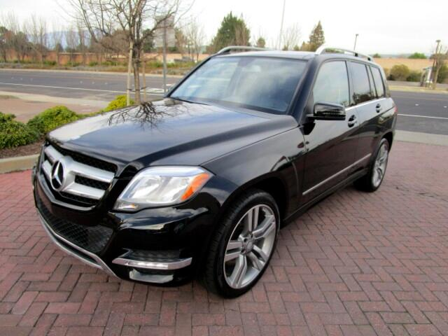 2014 Mercedes GLK-Class MSRP NEW 4845500MBZ FINANCIAL LEASE RETURN IN BRAND NEW CONDITIONAL