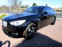 2013 BMW 550i Gran Turismo
