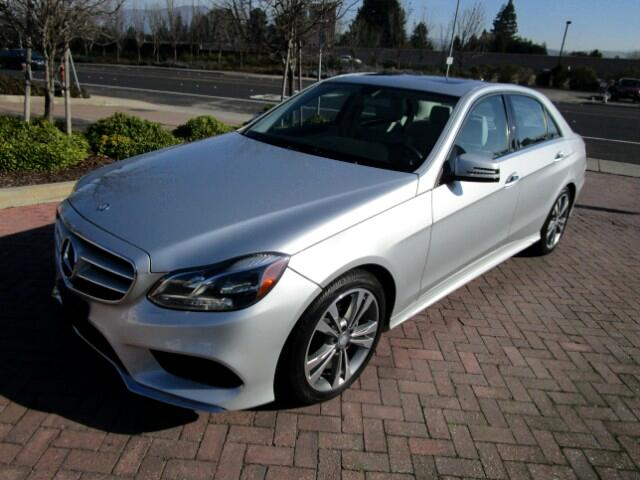 2014 Mercedes E350 MBZ LEASE RETURN IN BRAND NEW CONDITIONALL FACTORY PAINTNON SMOKERCLEAN CA