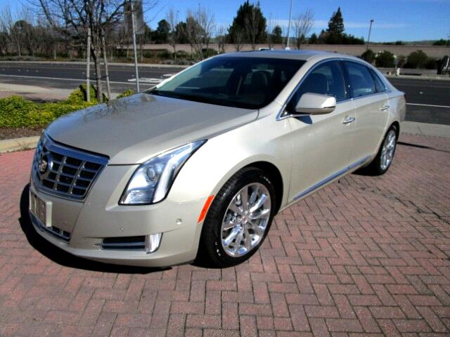 2014 Cadillac XTS ONLY 2895 MILESLOCAL ONE OWNER TRADE IN PERFECT AS NEW CONDITIONALL FACTO