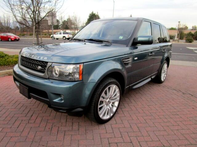 2011 Land Rover Range Rover Sport LOCAL TRADE WE SOLD 26 YEARS AGO AND STILL LIKE NEWALL FACTORY