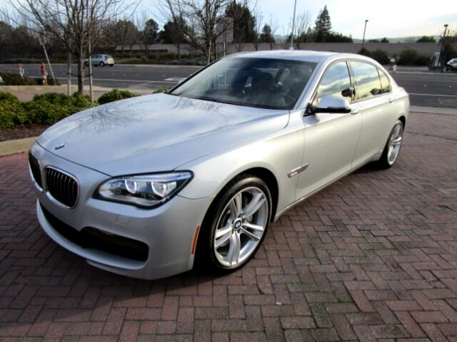 2013 BMW 750Li MSRP NEW 9869500BMW FINANCIAL LEASE RETURN IN BRAND NEW CONDITIONALL FACTO
