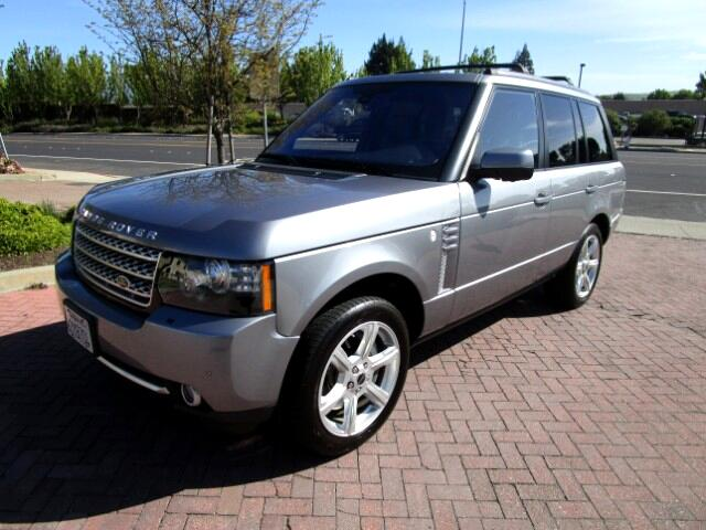 2012 Land Rover Range Rover ONE OWNER LEASE RETURN IN EXCELLENT CONDITIONALL FACTORY PAINTNON S