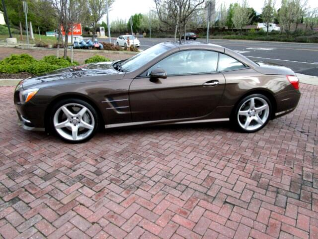 2013 Mercedes SL-Class MSRP NEW 12049500MBZ FINANCIAL LEASE RETURN IN BRAND NEW CONDITIONAL