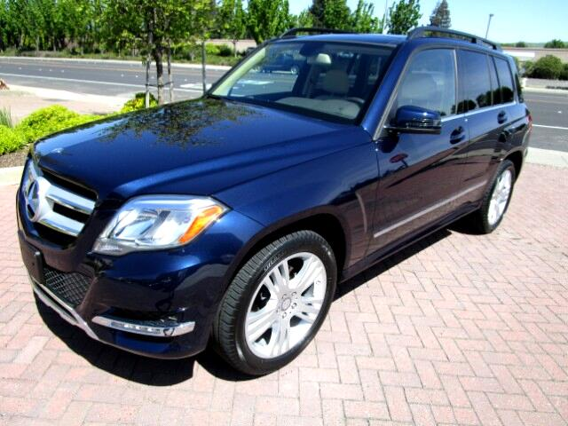 2015 Mercedes GLK-Class MBZ FINANCIAL LEASE RETURN IN BRAND NEW CONDITIONALL FACTORY PAINTNON