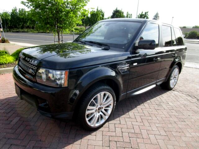 2013 Land Rover Range Rover Sport ONE OWNER LEASE RETURN IN BRAND NEW CONDITIONALL FACTORY PAINT