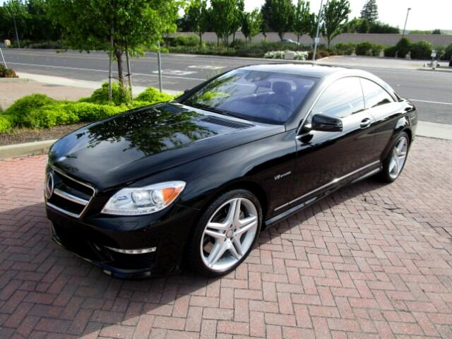 2012 Mercedes CL-Class MSRP NEW 15866500536hPONE OWNER LEASE RETURN IN BRAND NEW CONDITION