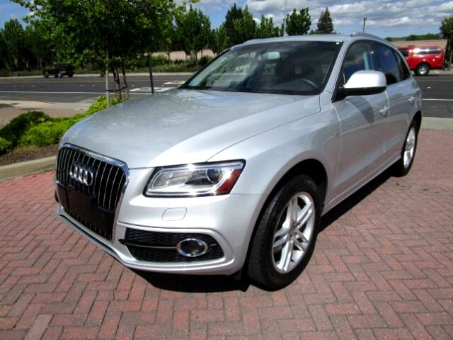 2013 Audi Q5 ONE OWNER LEASE RETURN IN BRAND NEW CONDITIONALL FACTORY PAINTNON SMOKERCLEAN CA
